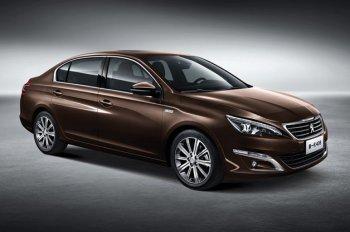 Peugeot 508 представлен официально
