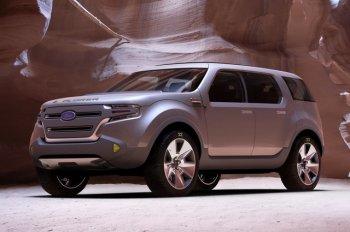 Компания Ford представила обновленный внедорожник Explorer
