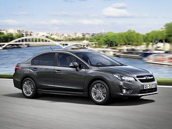 Автомобиль Subaru Impreza перестанут продавать в Росссии