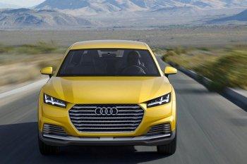 Audi Q1 получит заряженную версию