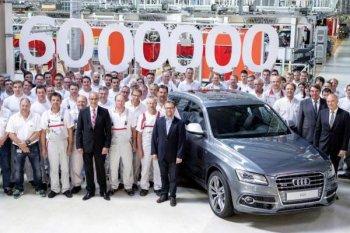 Полноприводных Audi набралось 6 миллионов