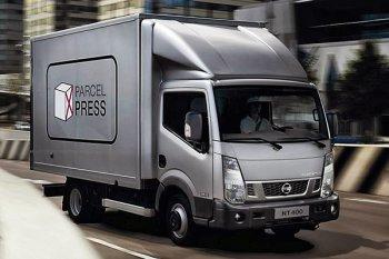 Nissan NT400 Cabstar поступают в продажу в Европе