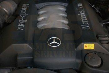 В сети появились технические характеристики нового двигателя Mercedes Benz
