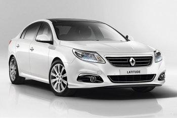 Компания Renault собирается сделать рестайлинг Renault Latitude