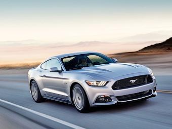 Ford Mustang получит дополнительную подушку безопасности