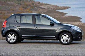 Французский шик - Renault Sandero