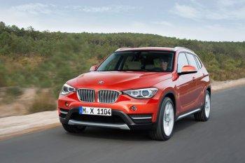 BMW X1 будет использовать переднеприводную платформу