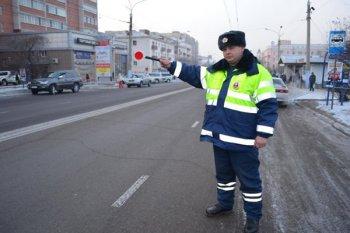 Сотрудники ГИБДД выписали водителям Благовещенска штрафов на 24 миллиона рублей