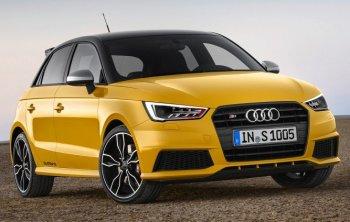 Тюнинг Audi S1 от ателье ABT