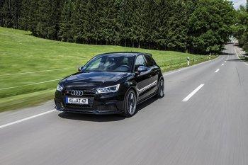 Audi S1 стала еще быстрее