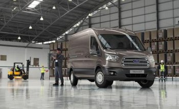 Ford объявил цены на новый Transit