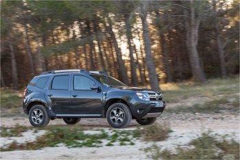 Renault Duster - бюджетный внедорожник от французов