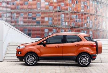 Объявлены российские цены на Ford EcoSport