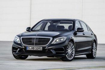 Mercedes-Benz создал бронированный S600 Guard