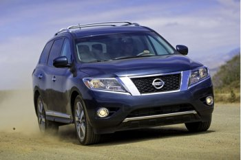 Новый Nissan Pathfinder будут собирать в России