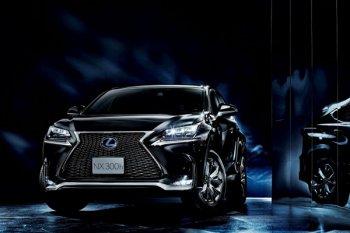 Bridgestone будет поставлять шины на Lexus NX