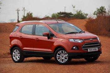 Ford EcoSport готовится к российским продажам