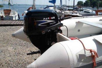 Какими достоинствами обладают лодочные моторы Parsun?