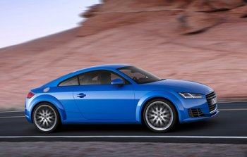 Audi TT стал дороже