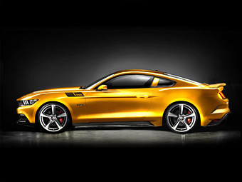 Ford Mustang от тюнера Saleen