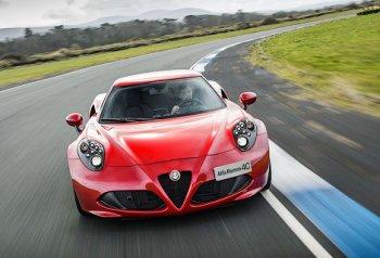 Alfa Romeo скоро выпустит спортивный автомобиль 6C