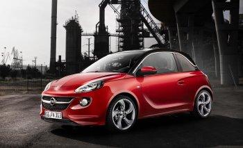 Стала известна дата появления Opel Adam в российских дилерских центрах