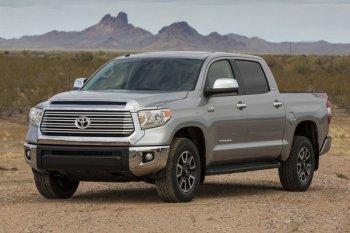 Пикап Toyota Tundra обзаведется дизельным мотором