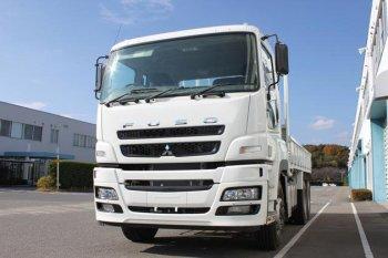 Mitsubishi Fuso начали тестировать полностью электрический грузовик