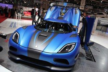 Компания Koenigsegg отзывает в Америке суперкар Agera