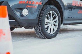 Bridgestone Blizzak DM-V2 специально для России