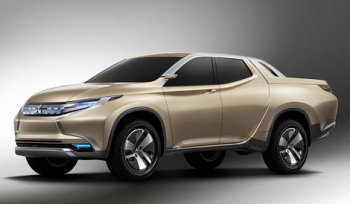 Fiat создаст пикап на базе Mitsubishi L200