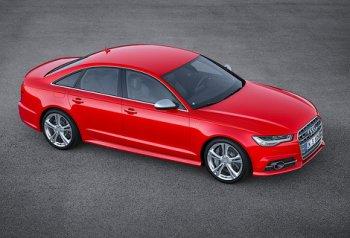 Автомобили Audi A6 получат матричные фары