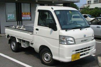 Daihatsu Hijet прошел обновление