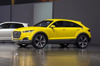 Audi TT превратили в универсал