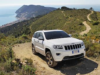 Jeep Grand Cherokee получил новый силовой агрегат
