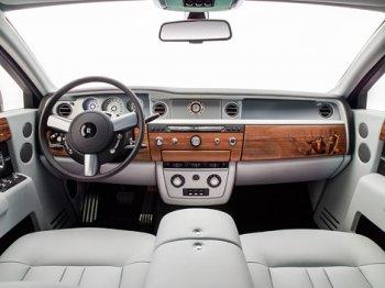 В Rolls-Royce придумали новую отделку салона Phantom