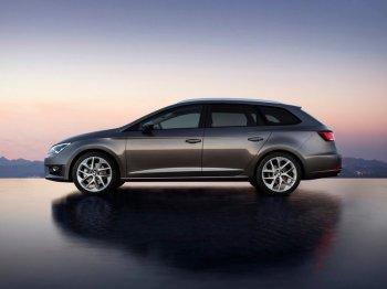 Сегодня, цена Сеат Леон универсал 2014 не высока, в сравнении с другими зарубежными авто