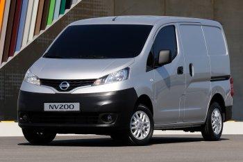 Объявлена стоимость развозных фургонов Nissan NV200