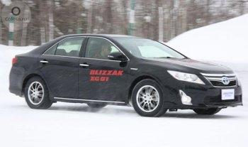 В Китае представлены новые шины Bridgestone Blizzak XG01
