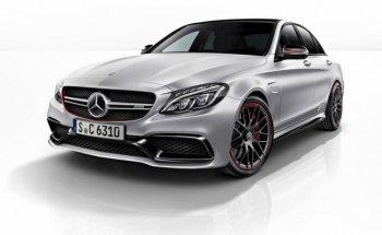 Mercedes готовит C63 AMG Edition 1