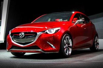 Новые сведения о Mazda 2