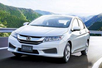 Honda будет продавать на собственном рынке новый седан Grace