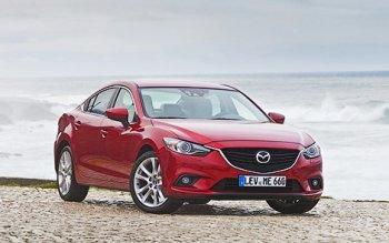Автомобиль Mazda6 рассекречен в сети интернет