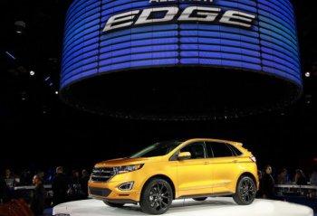 Ford Edge не изменится в цене после обновления