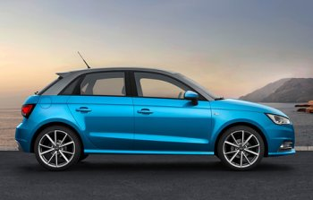 В России стартуют продажи автомобиля Audi A1 Sportback