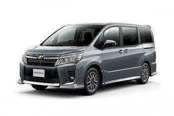 Выпущена особая версия Toyota Voxy – Sparkle