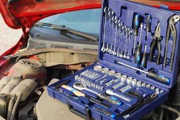 Какие инструменты нужны для ремонта автомобиля?