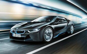 Автомобили BMW i8 раскупили на полтора года вперед