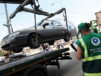 За поврежденный при эвакуации автомобиль будут платить больше