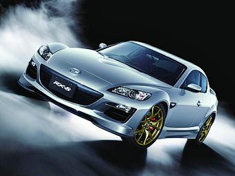 Mazda отказалась от возрождения роторных спортивных авто